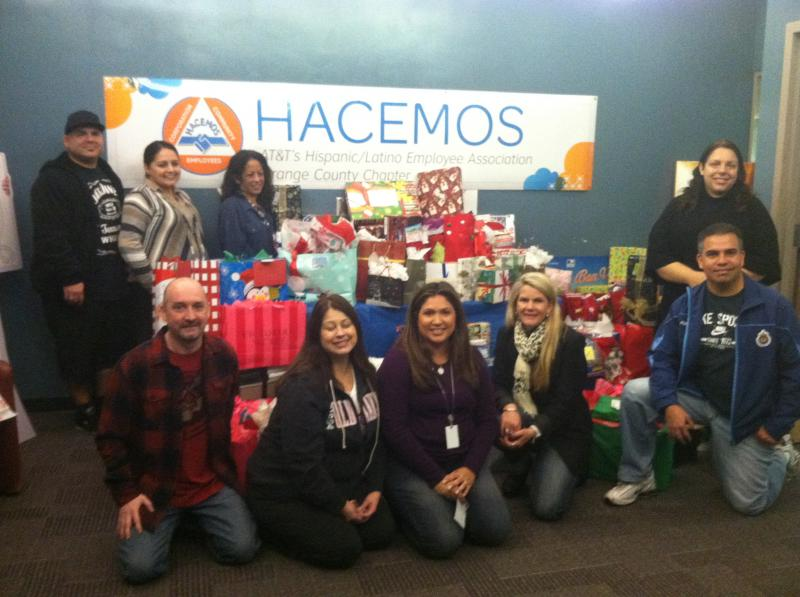 Hacemos Toy Drive 2012